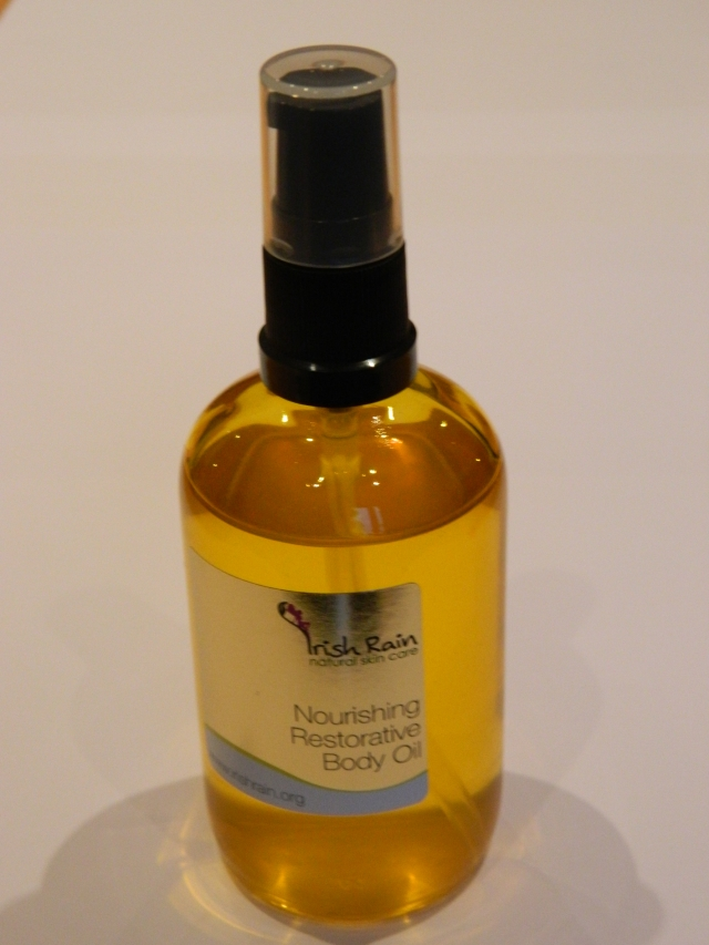 Irish Rain Body Oil