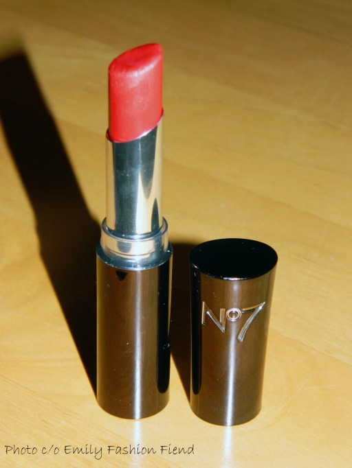 No7 Stay Perfect 'Love Red' Lipstick
